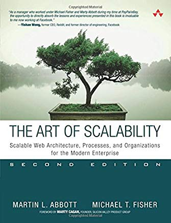 """The Art of Scalability"" by Martin Abbott"